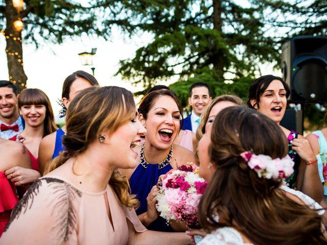 La boda de Sergio y Laura en Torrelodones, Madrid 79