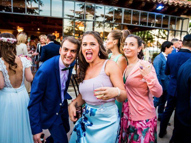 La boda de Sergio y Laura en Torrelodones, Madrid 80