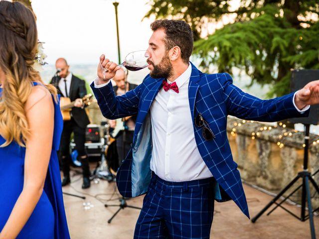 La boda de Sergio y Laura en Torrelodones, Madrid 81