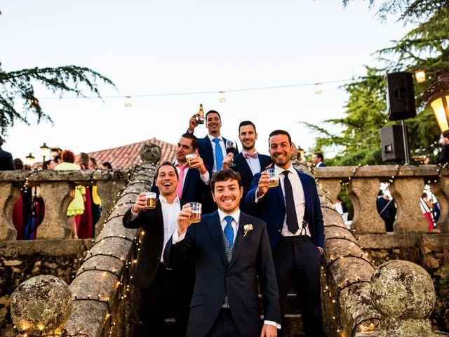 La boda de Sergio y Laura en Torrelodones, Madrid 82