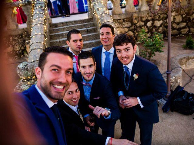 La boda de Sergio y Laura en Torrelodones, Madrid 83