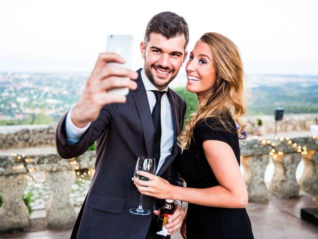 La boda de Sergio y Laura en Torrelodones, Madrid 84