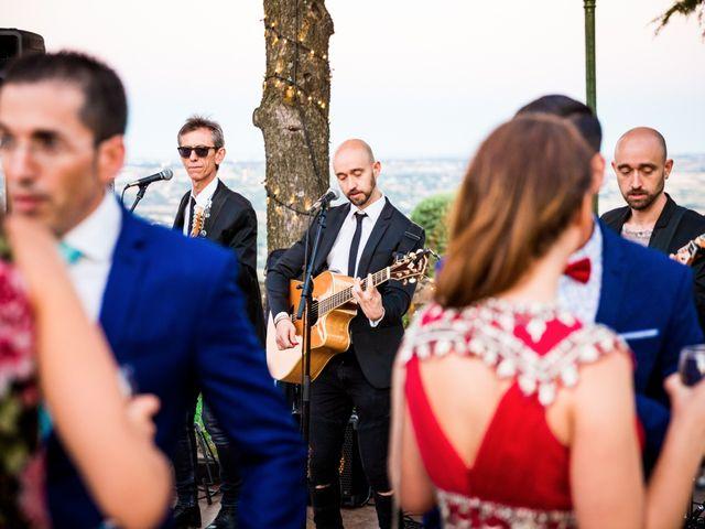 La boda de Sergio y Laura en Torrelodones, Madrid 85