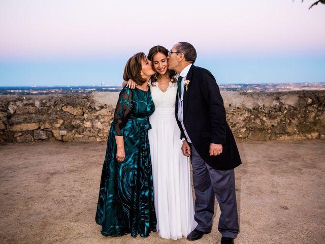 La boda de Sergio y Laura en Torrelodones, Madrid 90