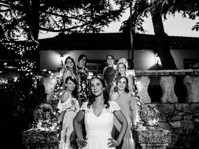 La boda de Sergio y Laura en Torrelodones, Madrid 91