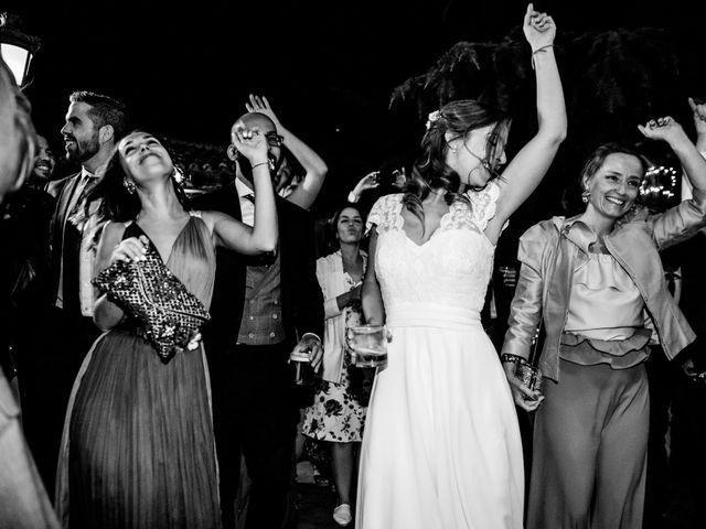La boda de Sergio y Laura en Torrelodones, Madrid 96