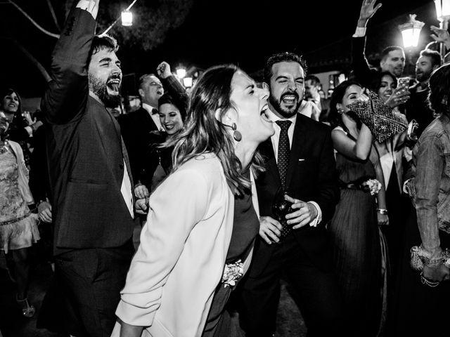 La boda de Sergio y Laura en Torrelodones, Madrid 97
