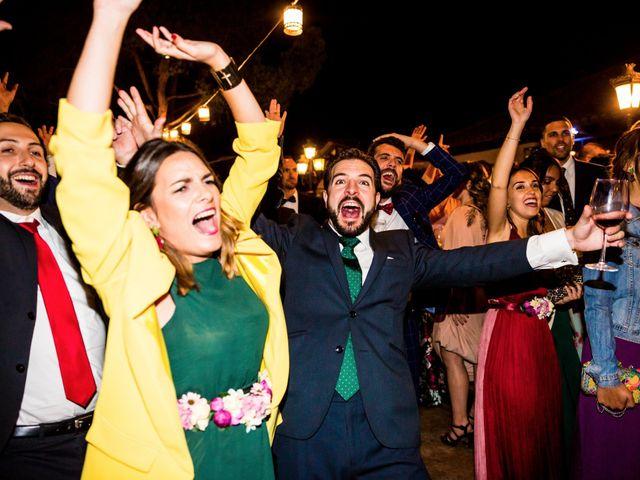 La boda de Sergio y Laura en Torrelodones, Madrid 98