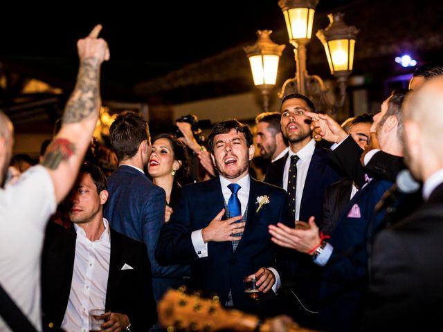 La boda de Sergio y Laura en Torrelodones, Madrid 99