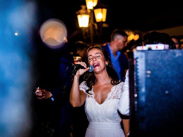 La boda de Sergio y Laura en Torrelodones, Madrid 100