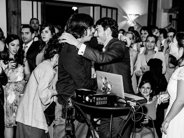 La boda de Sergio y Laura en Torrelodones, Madrid 102