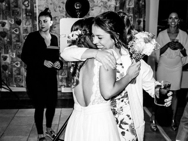 La boda de Sergio y Laura en Torrelodones, Madrid 104