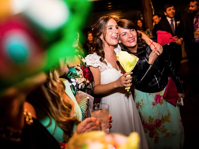 La boda de Sergio y Laura en Torrelodones, Madrid 106