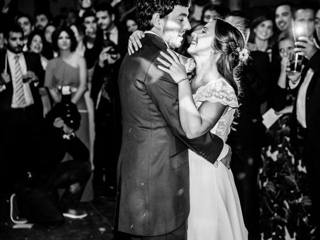 La boda de Sergio y Laura en Torrelodones, Madrid 111