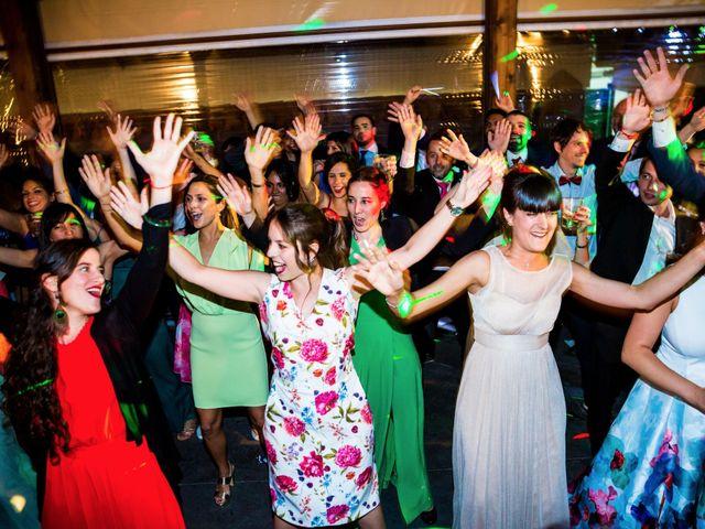 La boda de Sergio y Laura en Torrelodones, Madrid 114