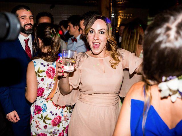 La boda de Sergio y Laura en Torrelodones, Madrid 115