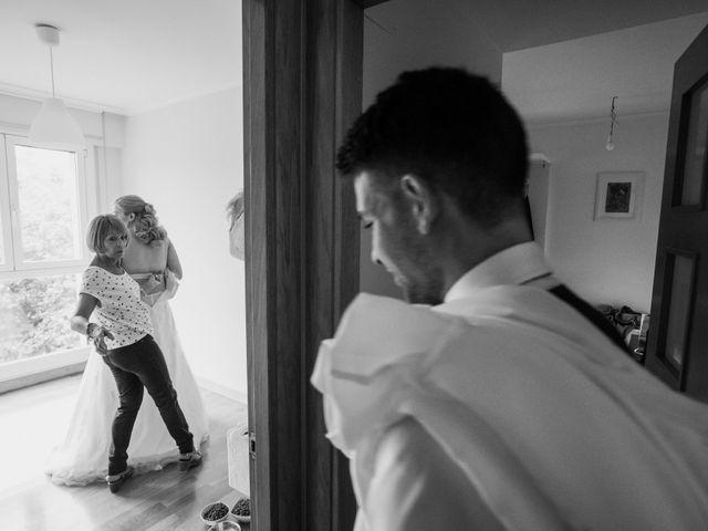 La boda de Mikel y EIder  en Usurbil, Guipúzcoa 13