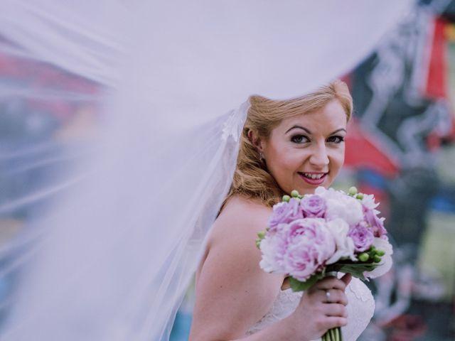 La boda de Mikel y EIder  en Usurbil, Guipúzcoa 25