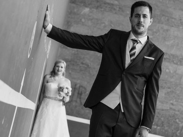 La boda de Mikel y EIder  en Usurbil, Guipúzcoa 27