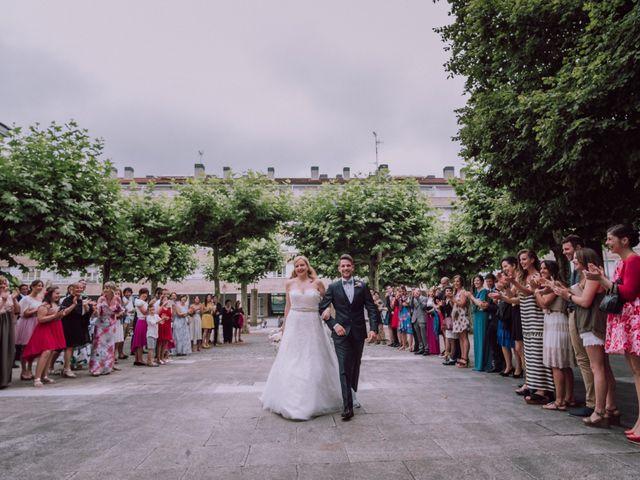 La boda de Mikel y EIder  en Usurbil, Guipúzcoa 30