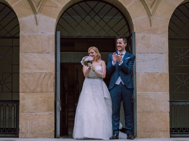 La boda de Mikel y EIder  en Usurbil, Guipúzcoa 31