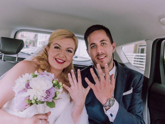 La boda de Mikel y EIder  en Usurbil, Guipúzcoa 33