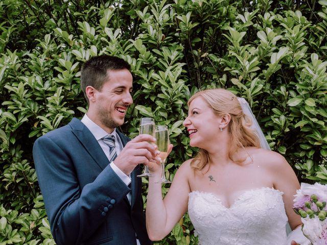 La boda de Mikel y EIder  en Usurbil, Guipúzcoa 34