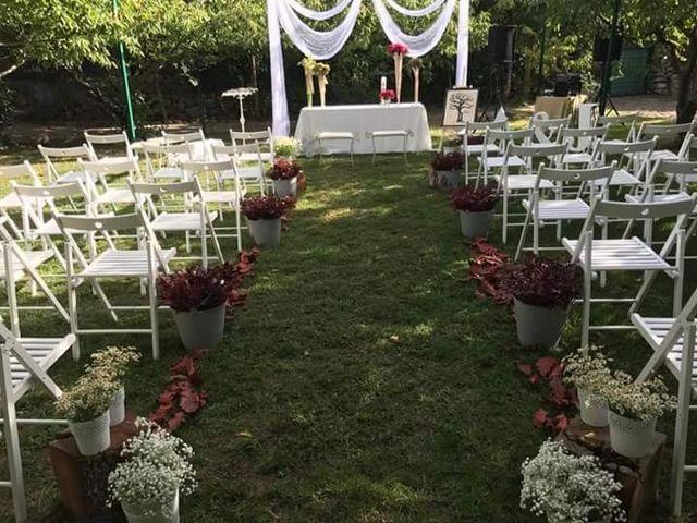 La boda de Javier y Amparo en Jerte, Cáceres 2