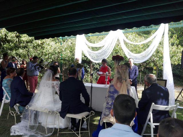 La boda de Javier y Amparo en Jerte, Cáceres 3
