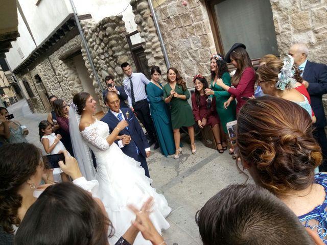 La boda de Javier y Amparo en Jerte, Cáceres 5