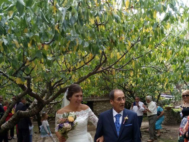 La boda de Javier y Amparo en Jerte, Cáceres 6