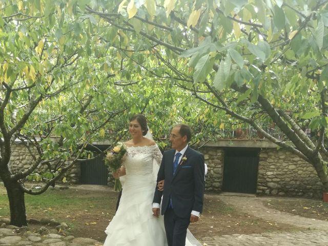 La boda de Javier y Amparo en Jerte, Cáceres 7