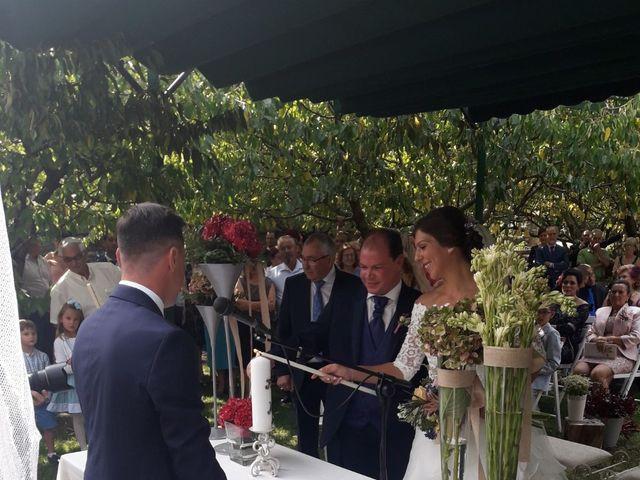 La boda de Javier y Amparo en Jerte, Cáceres 8