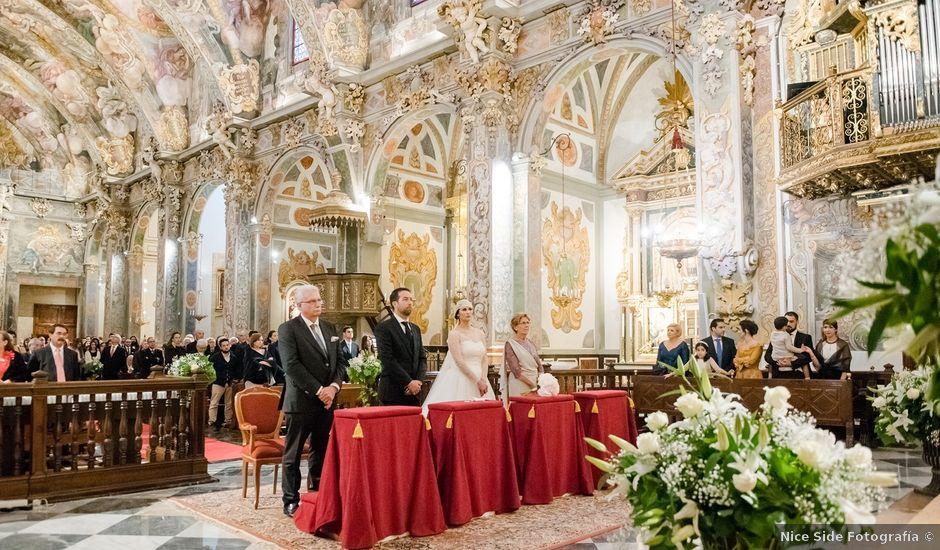 La boda de Jaime y Marta en Valencia, Valencia