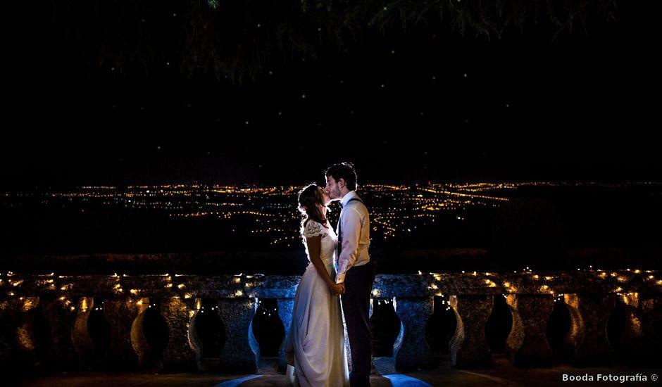 La boda de Sergio y Laura en Torrelodones, Madrid