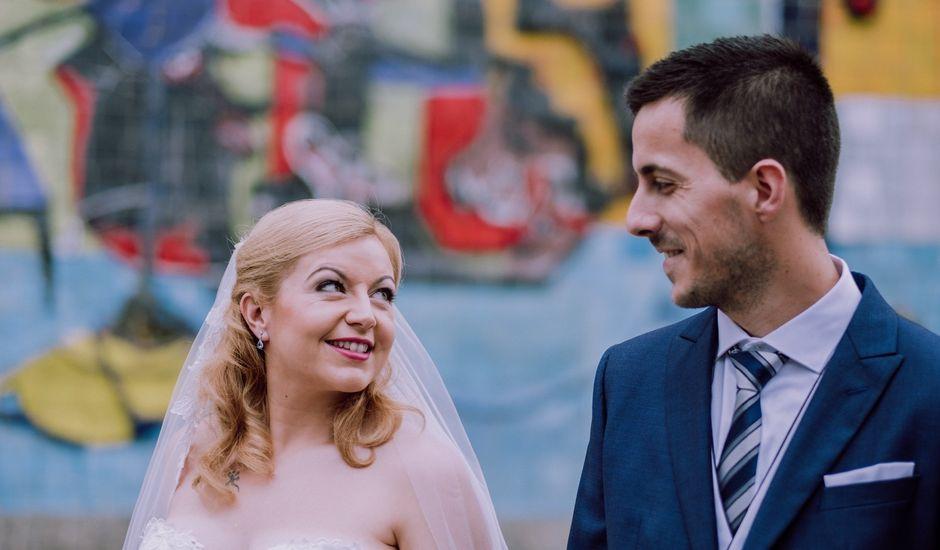 La boda de Mikel y EIder  en Usurbil, Guipúzcoa