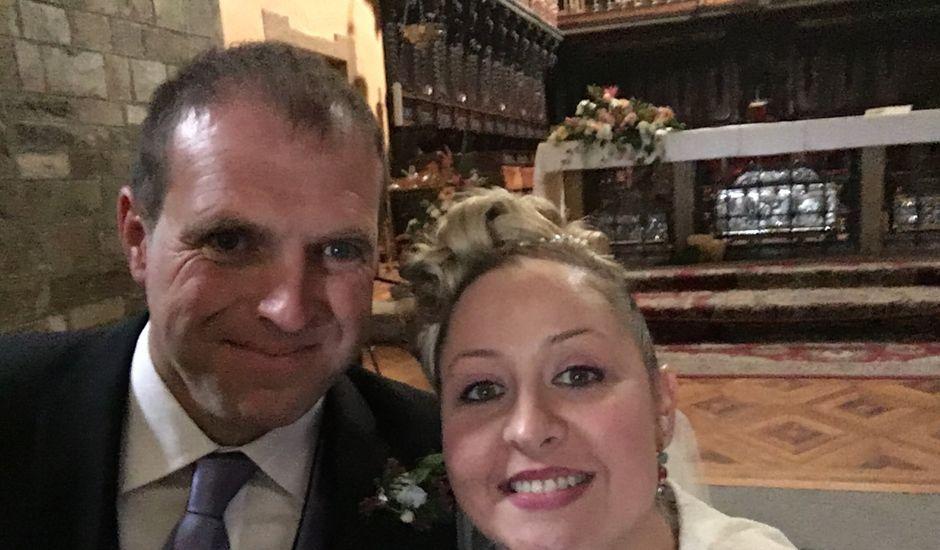 La boda de José Manuel y Sonia en Jaca, Huesca