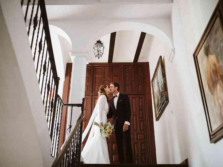 La boda de Rebecca y Maxime
