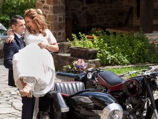 La boda de Janire y Asier