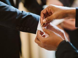 La boda de Rebecca y Maxime 2