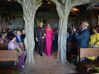 La boda de Eli y David 1