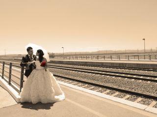 La boda de Mary y Rubén