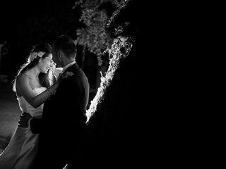 La boda de Georgina y Marek