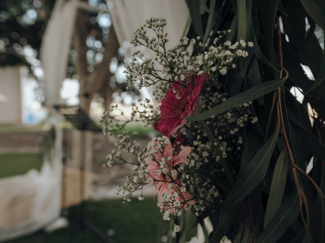 La boda de Gustavo y Beatriz en Daya Vieja, Alicante 36