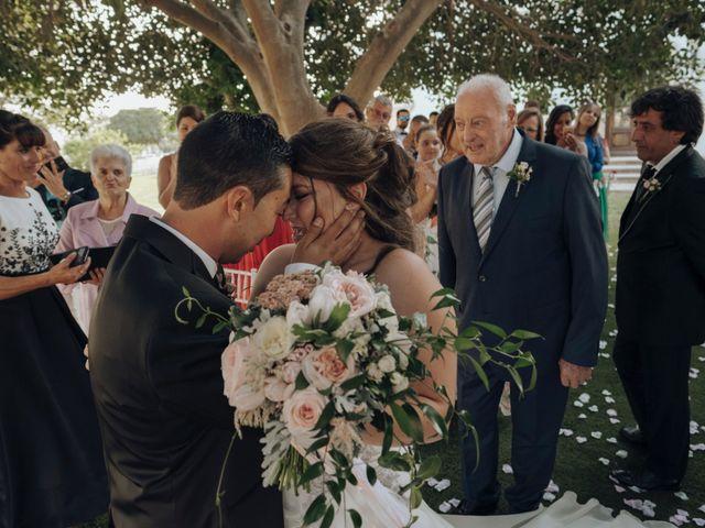 La boda de Gustavo y Beatriz en Daya Vieja, Alicante 47
