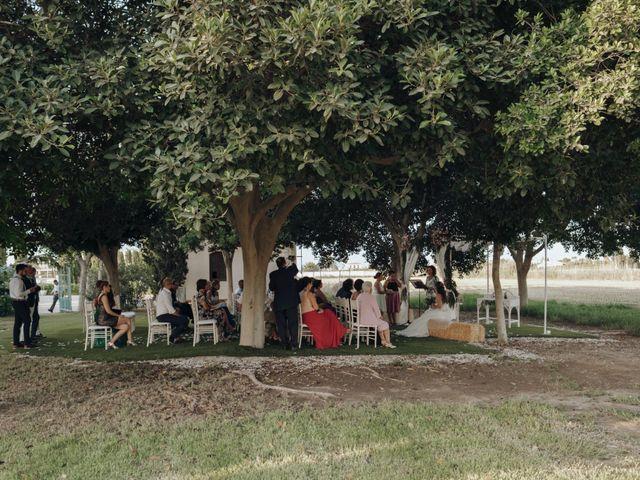 La boda de Gustavo y Beatriz en Daya Vieja, Alicante 48