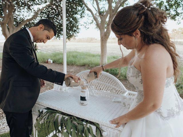 La boda de Gustavo y Beatriz en Daya Vieja, Alicante 50