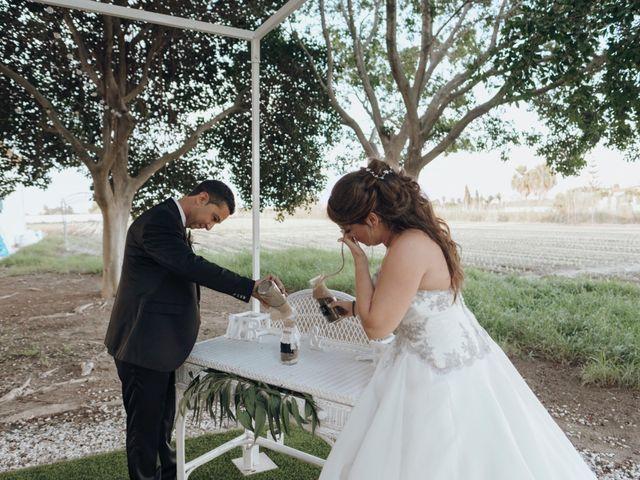 La boda de Gustavo y Beatriz en Daya Vieja, Alicante 51