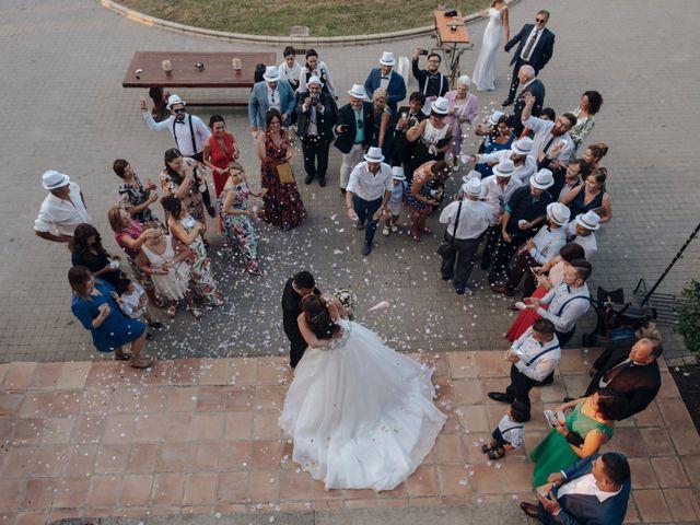 La boda de Gustavo y Beatriz en Daya Vieja, Alicante 53