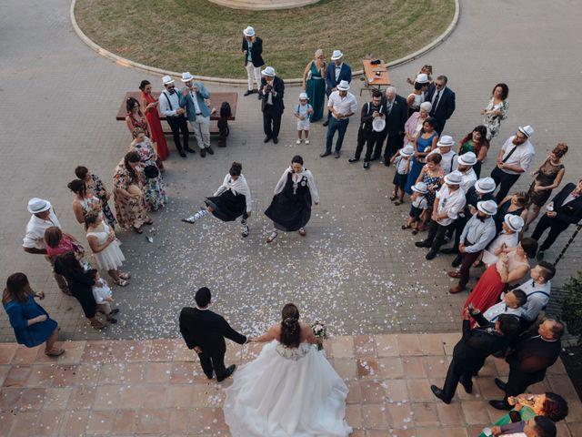 La boda de Gustavo y Beatriz en Daya Vieja, Alicante 54